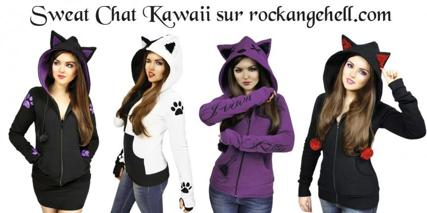 Sweat Chat Kawaii