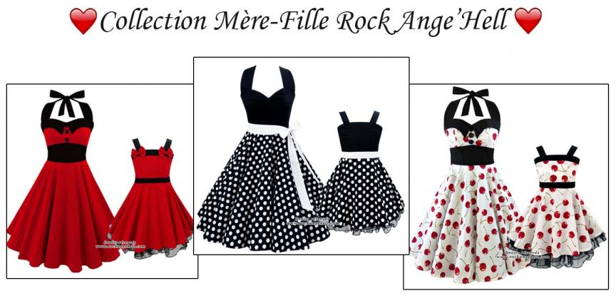 Collection mere fille