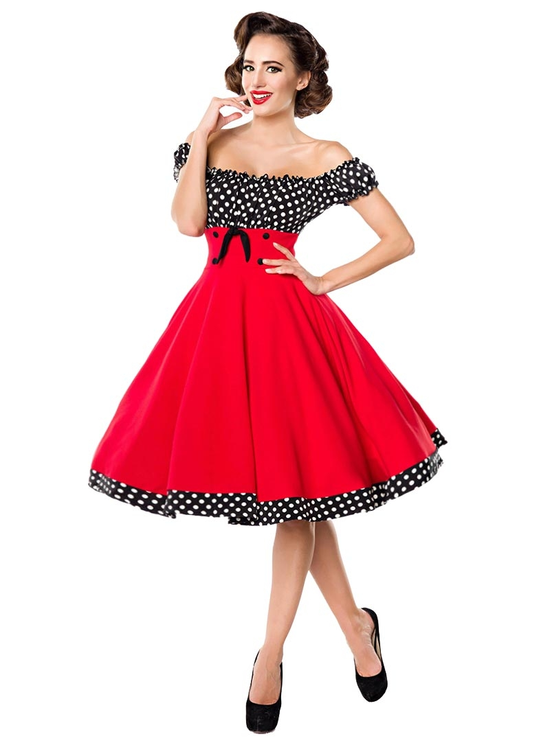 20ae4bedd03 Robe Années 50 Pin-Up Rockabilly Retro Belsira