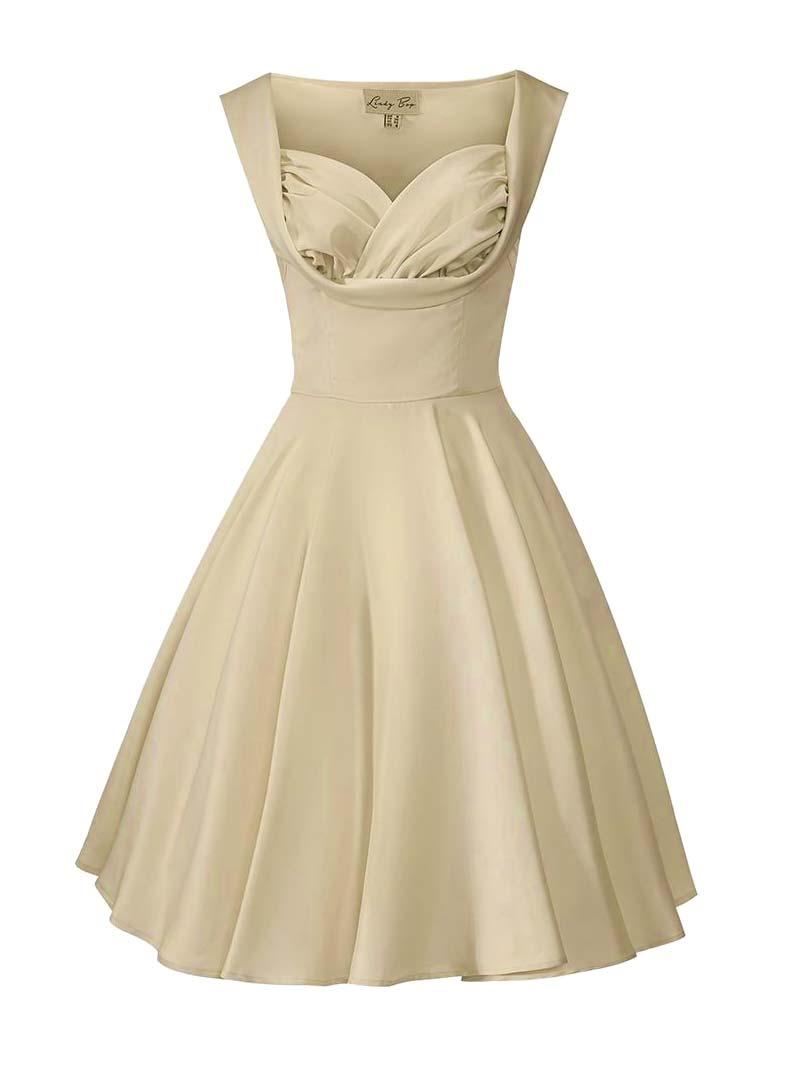 Vintage Année 50 dedans robe de mariée vintage année 50 - fashion designs