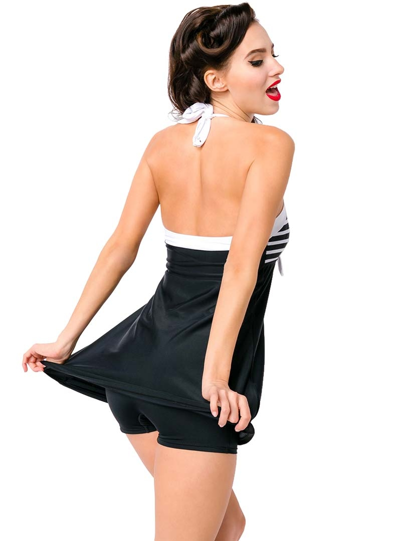 maillot de bain pin up rockabilly retro belsira bella. Black Bedroom Furniture Sets. Home Design Ideas