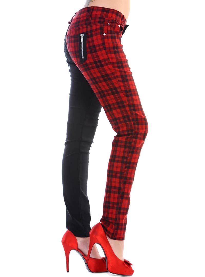 pantalon ecossais homme punk. Black Bedroom Furniture Sets. Home Design Ideas