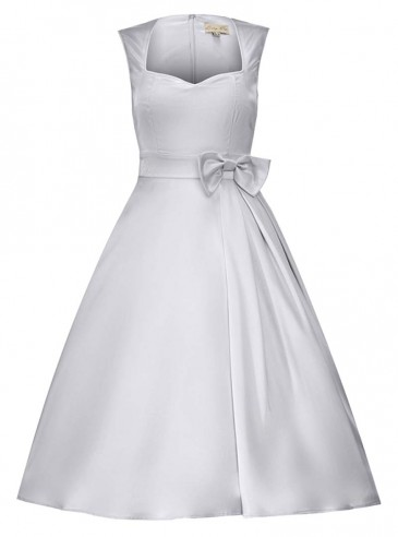 "Robe Mariage Rockabilly Retro Vintage Lindy Bop ""Gracie May"""