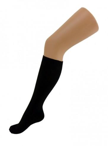 Chaussettes Mi-Hautes - noir -  Macahel