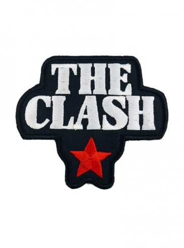 """Patch punk Rock Daddy """"The Clash"""""""