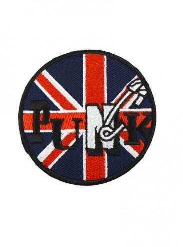 "Patch punk Rock Daddy ""British Punk"""