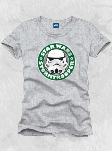 "Tee-shirt homme Star Wars ""Stormtrooper Emblem"""