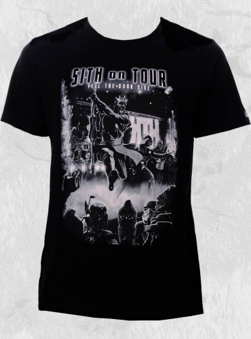 "Tee-shirt homme Star Wars ""Sith on Tour"""