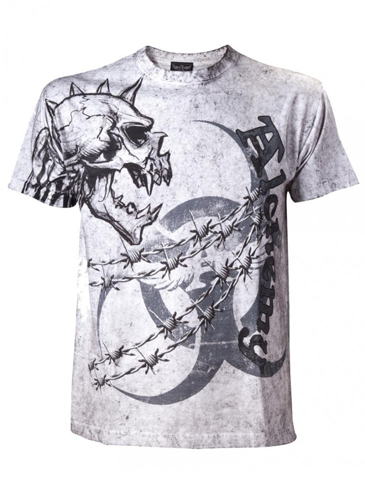 "Tee-shirt Rock Punk homme Alchemy England ""Flying Devils"""