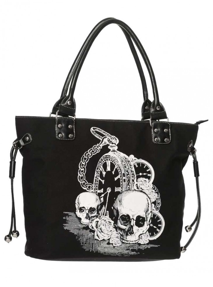 "Sac Rock Gothique Banned ""Skull Watch"""