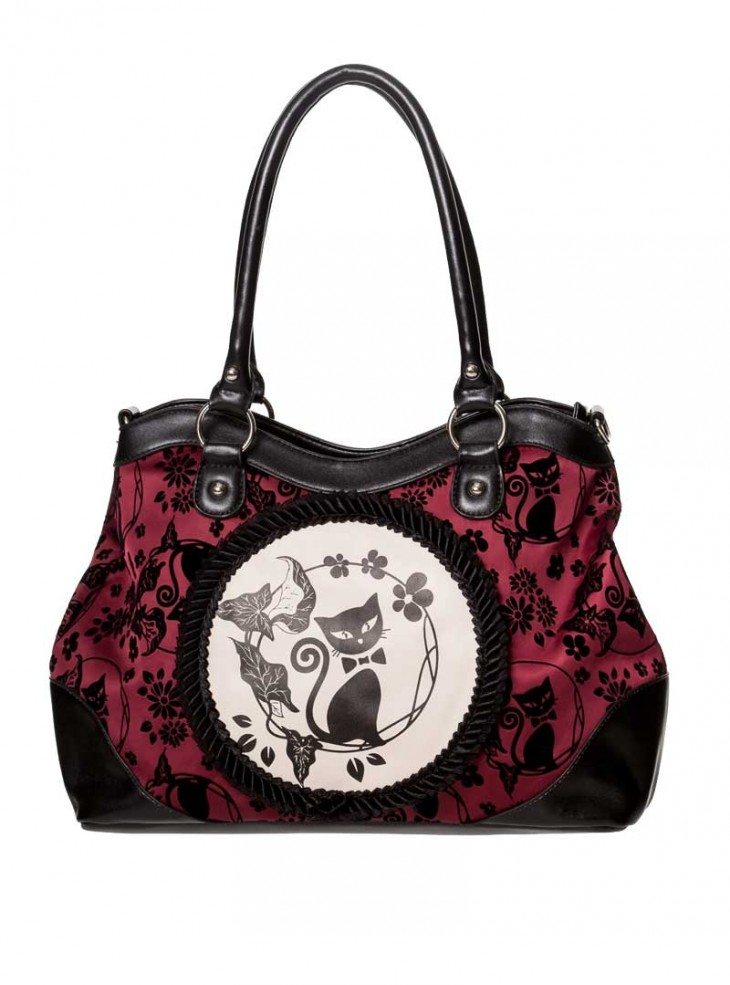 "Sac Gothique Lolita Kawaii Banned ""Call of the Phoenix Red"""