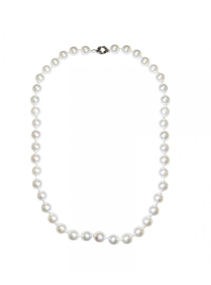 "Collier Perles Pin-Up Rockabilly Vintage Collectif ""Pearl"""