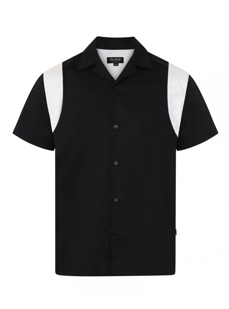 """Chemise homme Rockabilly Rock Chet Rock """"Marty Bowling"""""""