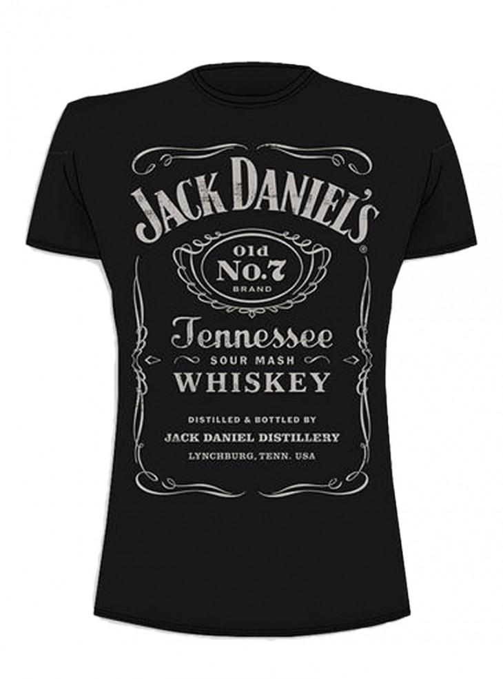 """Tee-shirt homme Jack Daniel's """"Full Logo"""""""