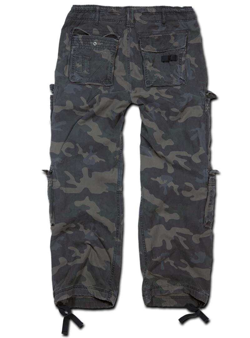 pantalon treillis militaire homme rock punk brandit pure. Black Bedroom Furniture Sets. Home Design Ideas