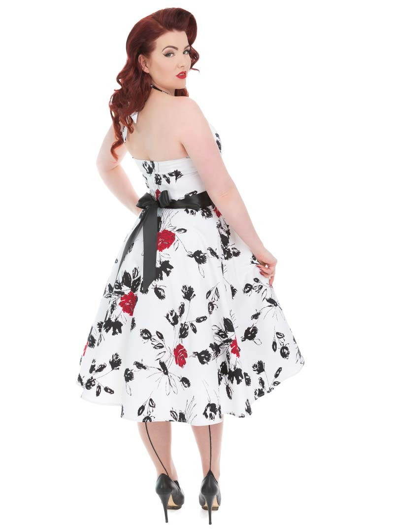 35f86ceac1 Robe Rockabilly Pin-Up Années 50 HR London