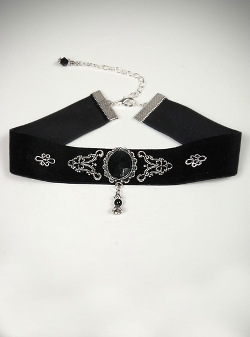 Collier ras du cou Gothique Dark Wear