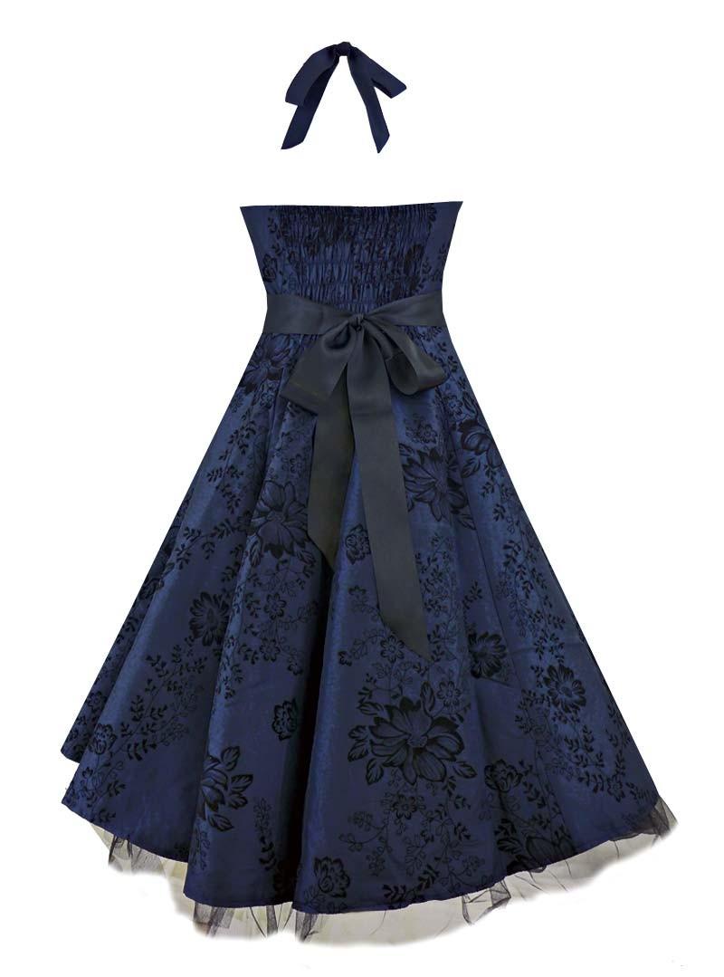 robe mariage soir e pin up rockabilly retro caroline. Black Bedroom Furniture Sets. Home Design Ideas