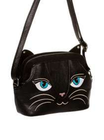 "Sac Kawaii Gothique Lolita Banned ""Black Cat"""
