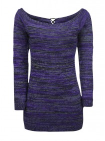 "Pull Rock Innocent (Evil Clothing) ""Hena Purple"" - rockangehell.com"