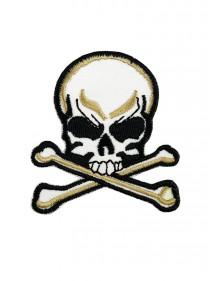 "Patch rock punk Rock Daddy ""Skull"""