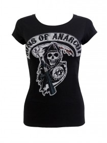 "Tee-shirt Femme Sons of Anarchy ""Orignal"""