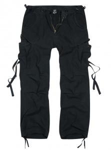 """Pantalon Treillis Homme rock punk Brandit """"M65 Vintage Black"""""""