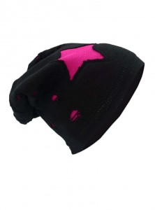 "Bonnet Rock Punk Vixxsin (Evil Clothing) ""Pink Chorstar"""