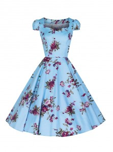 "Robe Rockabilly Pin-Up HR London ""Royal Ballet"""