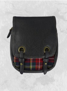 Sac pour Kilt punk gothique Queen of Darkness