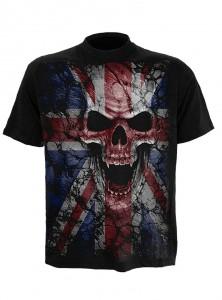 "Tee-shirt homme Punk Rock Spiral ""Union Wrath"""