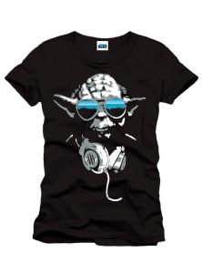 "Tee-shirt homme Star Wars ""Cool Yoda"""