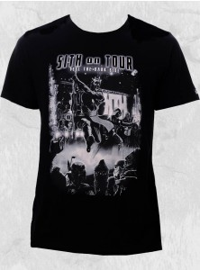 """Tee-shirt homme Star Wars """"Sith on Tour"""""""
