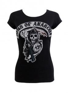 "Tee-shirt Femme Sons of Anarchy ""Orignal"""