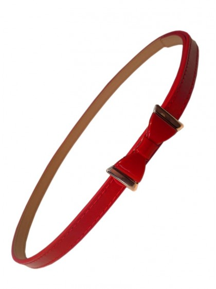 "Ceinture Rouge Rockabilly Pin-Up Retro Banned ""Summer Love Red"" - rockangehell.com"