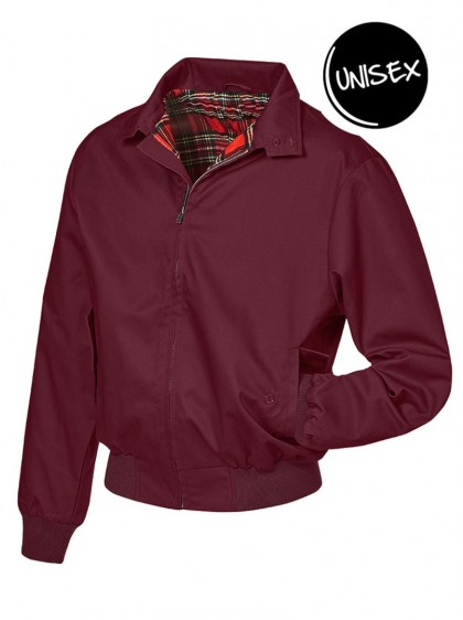 "Veste Sweat Unisexe Punk Rock Banned ""Lord Canterbury Burgundy"" - rockangehell.com"