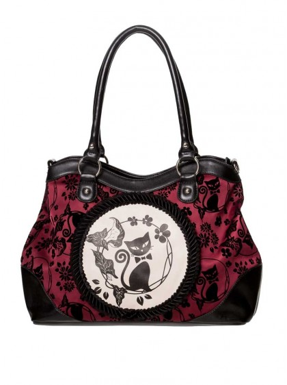 "Sac Gothique Lolita Kawaii Banned ""Call of the Phoenix Red"" - rockangehell.com"
