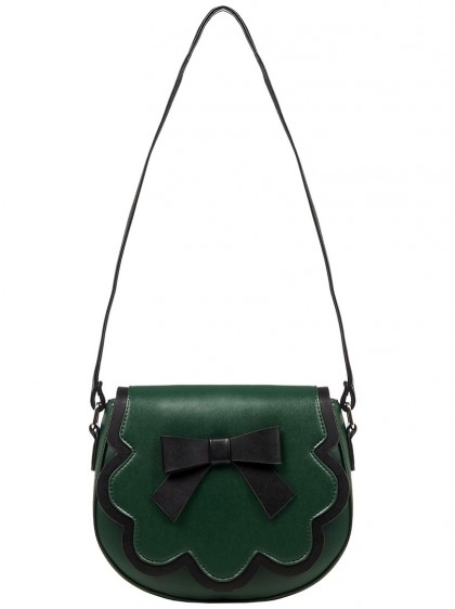 "Sac Années 50 Pin-Up Rockabilly Banned ""Rocco Green"" - rockangehell.com"