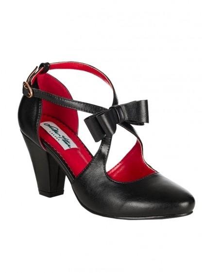 "Chaussures Escarpins Retro Vintage Rockabilly Lulu Hun ""Mona"" - rockangehell.comChaussures Escarpins Retro Vintage Rockabilly Lulu Hun ""Mona"" - rockangehell.com"