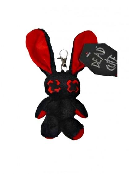 "Porte-clés punk rock Luv Bunny's - Evil Clothing - ""Baby Minxy"""