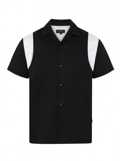 "Chemise homme Rockabilly Rock Chet Rock ""Marty Bowling"" - rockangehell.com"