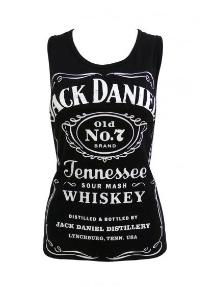 """Débardeur femme Jack Daniel's """"Logo"""""""