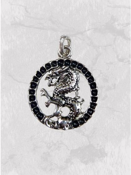 Pendentif Symbole dragon Rock Daddy entier