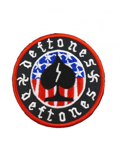 "Patch rock métal Rock Daddy ""Deftones"""