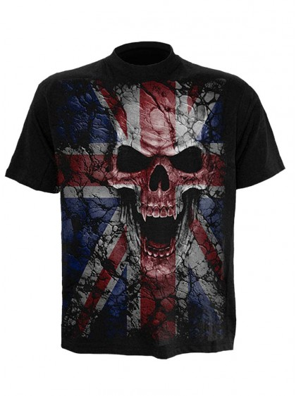 "Tee-shirt homme Punk Rock Spiral ""Union Wrath"""