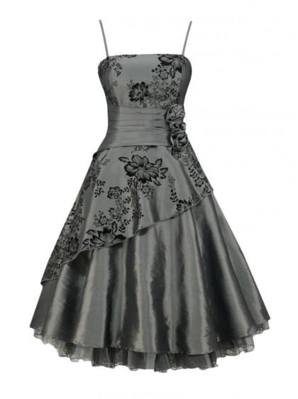 "Robe Soirée Mariage Pin-Up Rockabilly Vintage ""Betty"" - rockangehell.com"