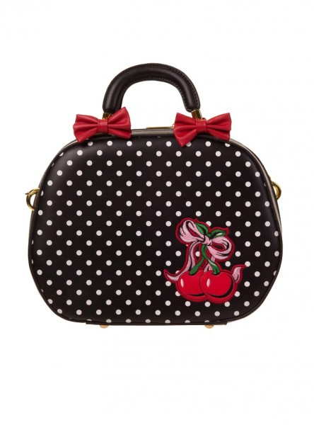 """Sac Rockabilly Pin-Up Vintage Banned """"Lucille Cherry"""""""