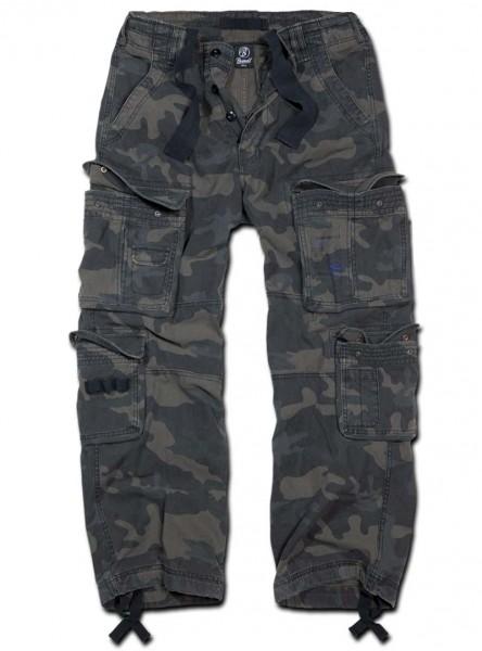 """Pantalon Treillis Militaire Homme rock punk Brandit """"Pure Vintage Darkamo"""""""