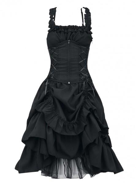 """Robe Gothique Lolita Poizen Industries (Evil Clothing) """"Soul"""""""