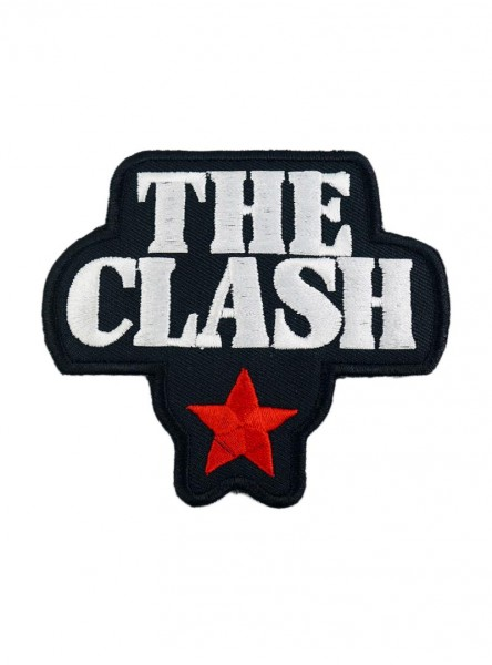 "Patch punk Rock Daddy ""The Clash"""